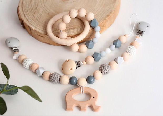 Baby Geschenkset Elefant