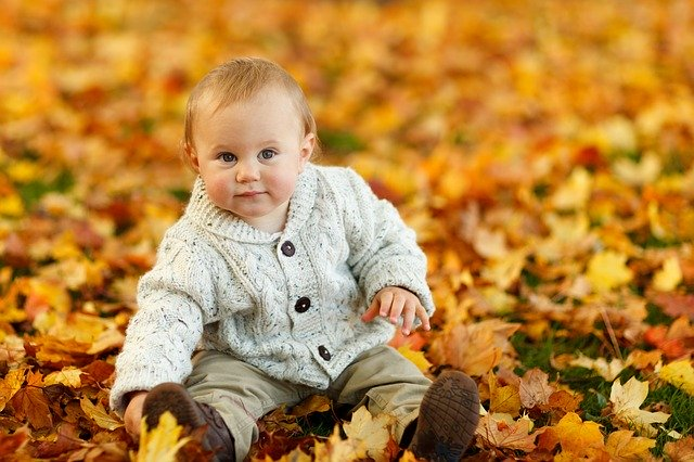 Baby Outfit Herbst
